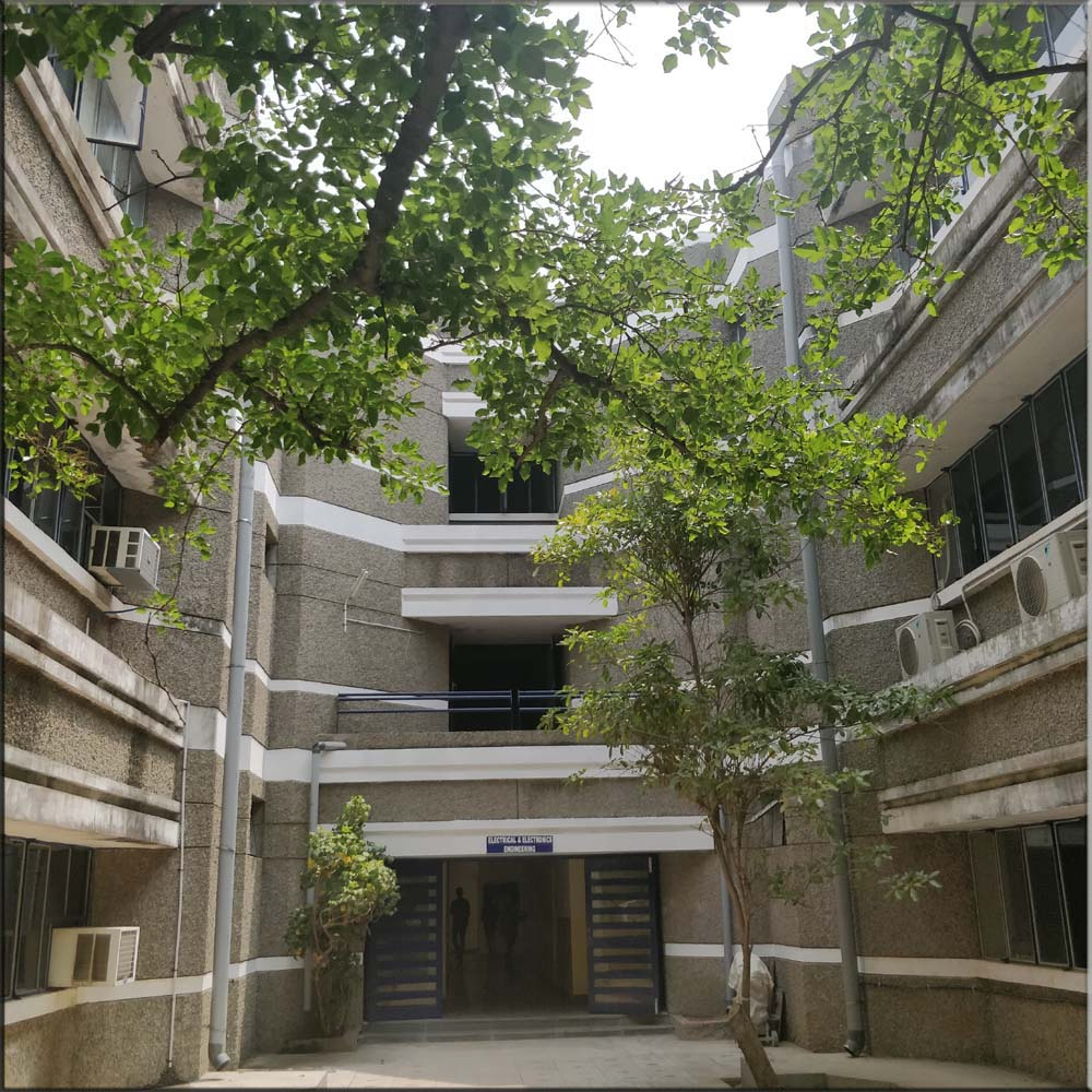 svce_Electrical and Electronics Engineering Block