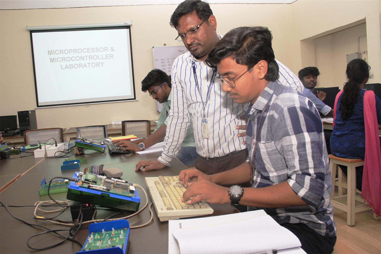Svce_Microprocessor lab