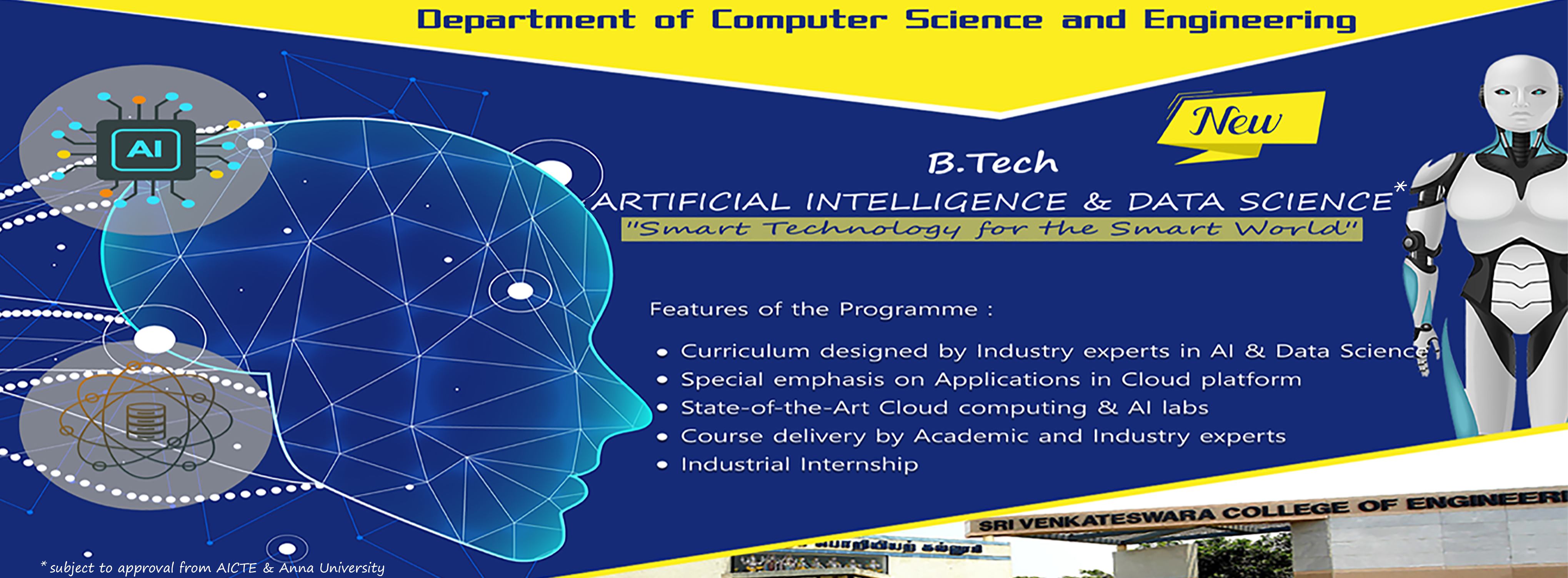 Artificial Intelligence and Data Science